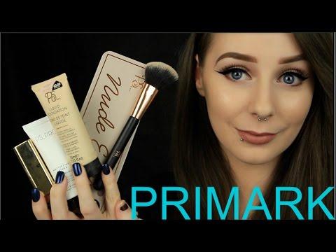 Testing PRIMARK Makeup & Brushes   Review/Tutorial   Eimear McElheron