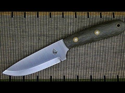 Как очистить ржавчину на Ноже