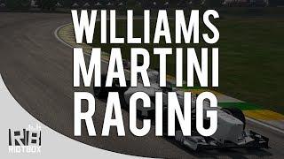 Williams Martini Racing 2014 Livery - F1 2013 Skin Mod