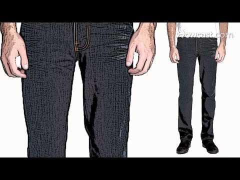 How to Buy the Best Men's Jeans for Your Body