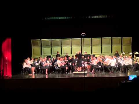 Ammerland: Seminole High School Symphonic Band 2012