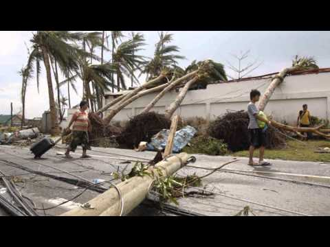 Typhoon yolanda : My way of helping and to reach out...