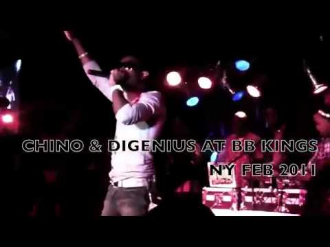 Chino & Di Genius Mcgregor Performance @ ''BB Kings'' 2011