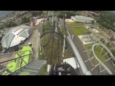 Top 5 Steepest Roller Coaster in the World (2015)