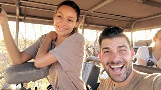SOUTH AFRICA LIFE CHANGING SAFARI | THE PERKINS