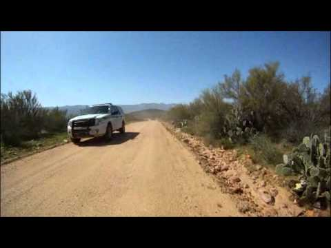 Wheeling in East Tonto Basin, AZ Part 5 of 6