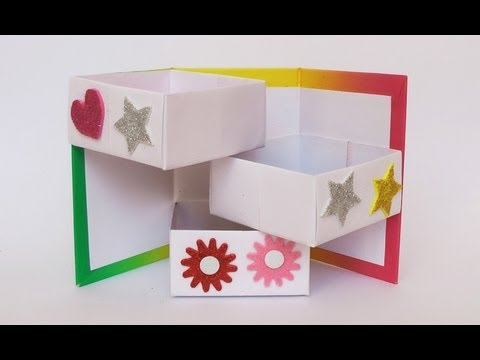 Manualidades - Organizador ( facil) - Organizer