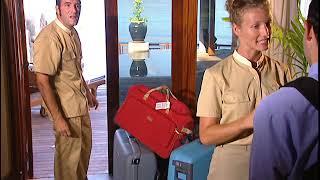 Un gars une fille - Les Seychelles - Ste Anne - room service 2
