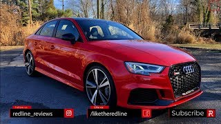 2019 Audi RS3 – The Little Supercar Hunter?