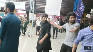 Qataghani Dance by Comsats University Abbottabad Students