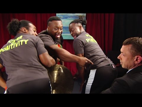 The New Day celebrate their place in WWE's tag team division: WWE.com Exclusive, Aug. 26, 2015