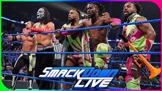 C'EST L'HEURE DE KOFI ! WWE SMACKDOWN 19 FÉVRIER 2019 Résultats et Résumé