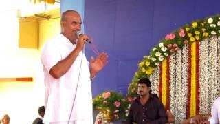 sheshu - Narasimha Nayak singing a popular Tulu song - dhani magaleg madime aandiye