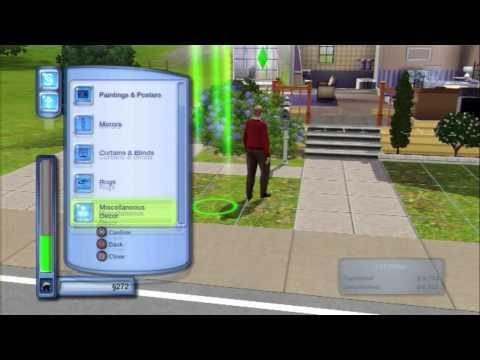 Usar trucos en Los Sims 3 para PS3 y Xbox 360