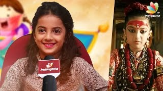I'm a kutty Nayanthara : Kashmora Girl Smrithi Interview | Karthi, Sri Divya Tamil Movie