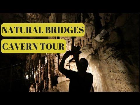 I took the tour! Underground Natural Bridge Caverns! - Travel San Antonio