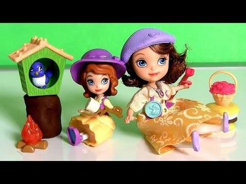 Sofia the First Buttercup Badges Play Doh Sofia's Buttercup Troop Adventures Disney Princess