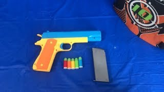 Toy Guns for Children Colors for Kids Toy Weapons Learning
