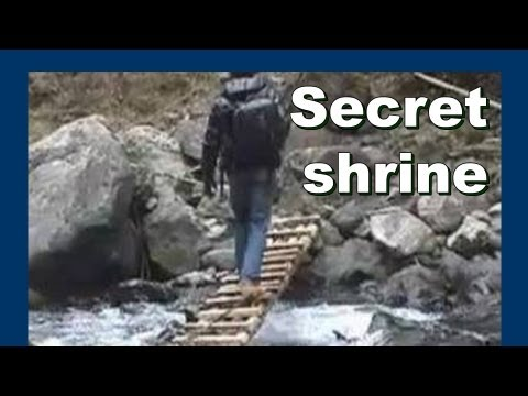 Secret Shinto Shrine Video