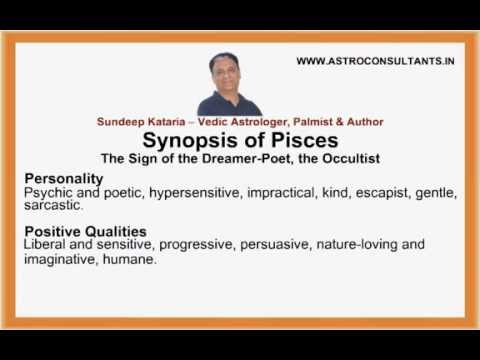 Pisces 2013 (meena Rashi) Horoscope Astrology Year Ahead Forecast - Sundeep Kataria video
