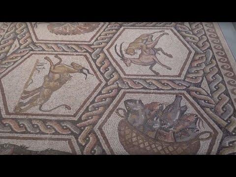 Isaiah Zagar visited the Lod Mosaic