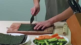 Japan! How to Make Authentic Maki Sushi