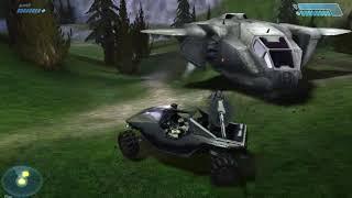 Halo Combat Evolved-Refined Campaign: Halo - Gamepad