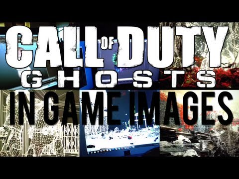 CALL OF DUTY GHOSTS In Game Images!