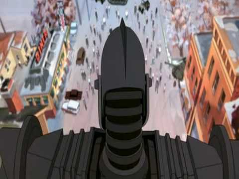 The iron giant (fargo theme)