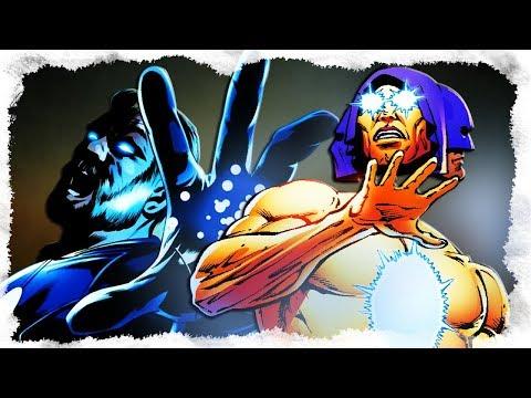 СИЛЬНЕЙШИЕ: АБСТРАКТЫ, М-ТЕЛО АБСТРАКТА и КОСМИЧЕСКИЕ СУЩНОСТИ \ Концепции. Marvel Comics