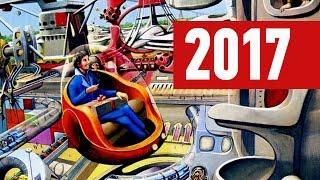НЕЛЕПЫЕ ПРОГНОЗЫ ПРОШЛОГО НА 2017 ГОД