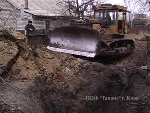 """Найден немецкий бронеколпак """"Краб"""" и бункер"""