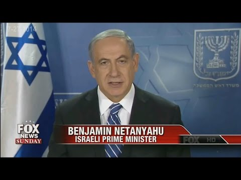 "Benjamin Netanyahu: ""We are not targeting civilians"" - Fox News Sunday"