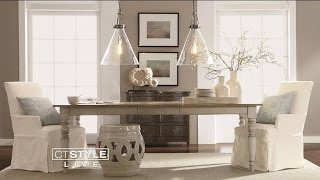 CEO of Furniture Chain Ethan Allen Predicts Home Furnishing After Improvement Trend