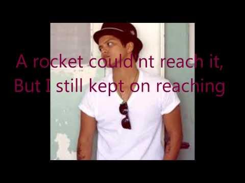 Who Is: Bruno Mars Lyrics