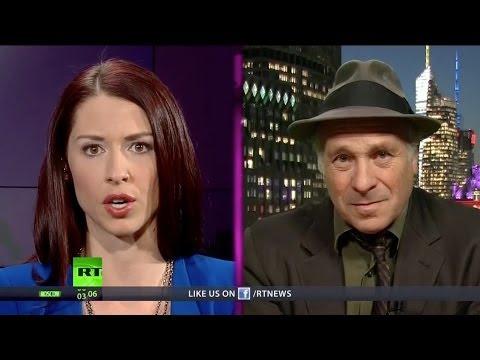 RT-TV - Palast on the Kochs and Aaron Swartz