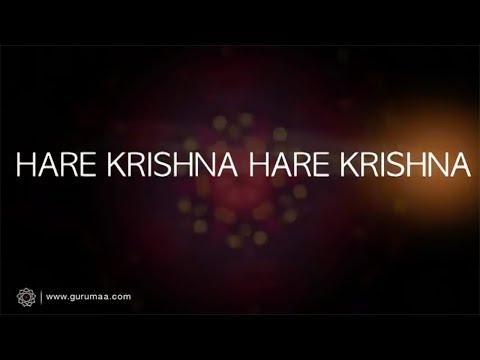 Hare Krishna Hare Rama | Maha Mantra | Krishna Bhajan