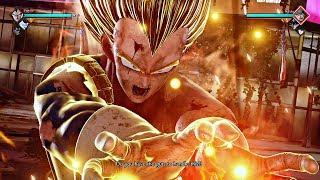 JUMP FORCE - SSJ Vegeta Final FLASH Vs Naruto Gameplay & Epic Finish