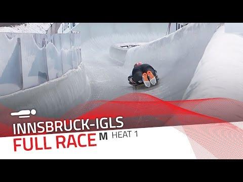 Innsbruck-Igls   BMW IBSF World Championships 2016 - Men's Skeleton Heat 1   IBSF Official
