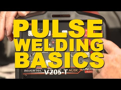 Pulse Welding for Beginners   TIG Time