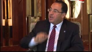 ملاعب العرب | لقاء خبير الرياضة الفلسطينى عبداللة ابو خاطر