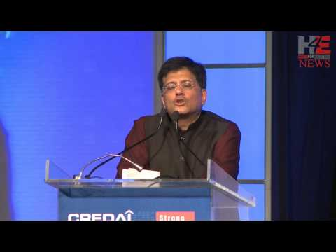 Mr. Piyush Goyal (Minister Of Coal & Power) ; Correspondent - Vani Sharma; H4E NEWS
