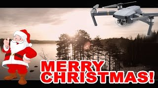 MAVIC PRO - CARVING THROUGH THE HOLIDAYS in 4K!