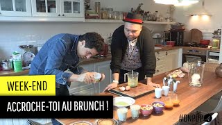 Accroche-toi au brunch !