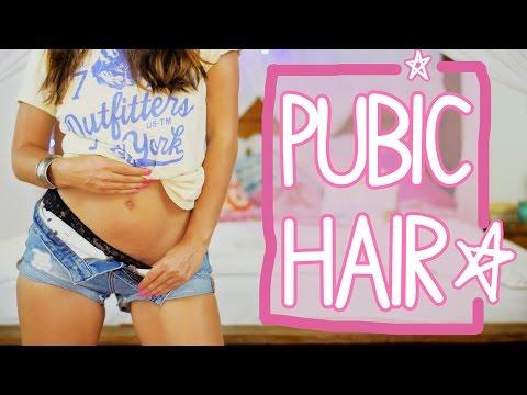 My PUBIC HAIR... Guide! thumbnail