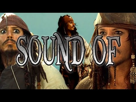Pirates of the Caribbean - Sound of CAPTAIN Jack Sparrow