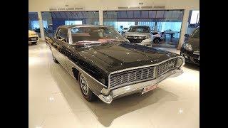 Ford LTD 1968 Raridade 32.000 milhas Reginaldo de Campinas