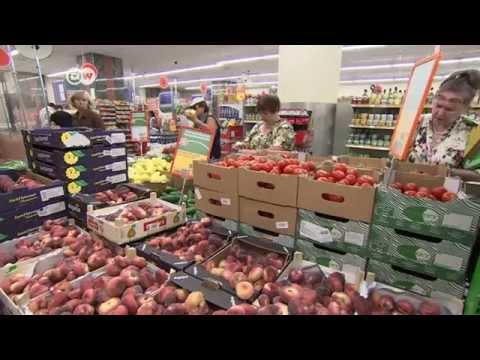 Russia bans Western imports | Journal