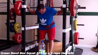 Francis Rousseau - Training 2014-09-11