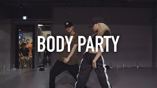 Body Party - Ciara  Shawn Choreography